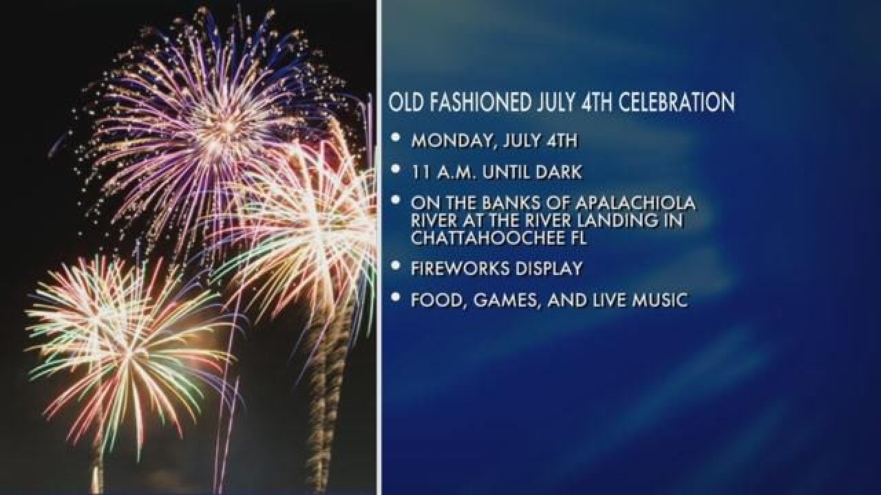 Wakulla County 4th of July Celebration Promises Old-Fashioned Fun