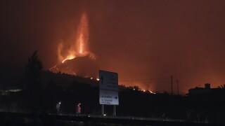 La Palma Spain Volcano