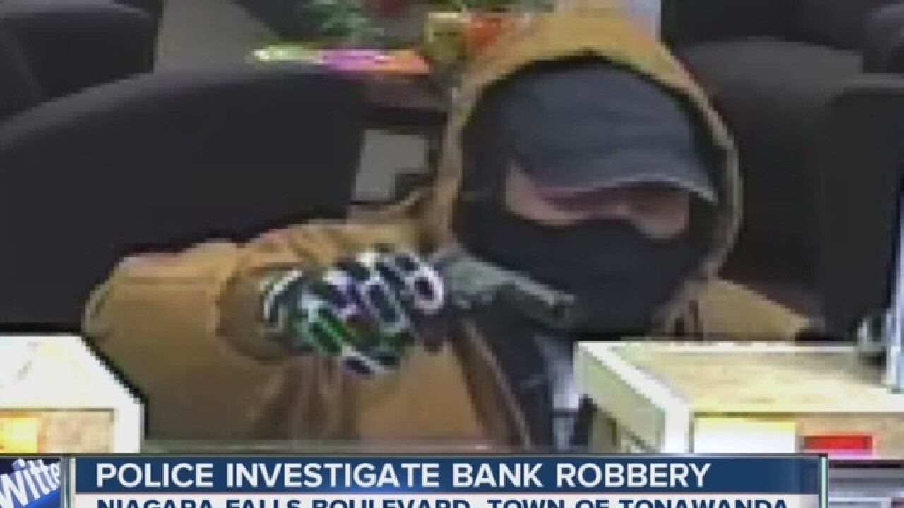 Wanted men indicted on bank robbery charges