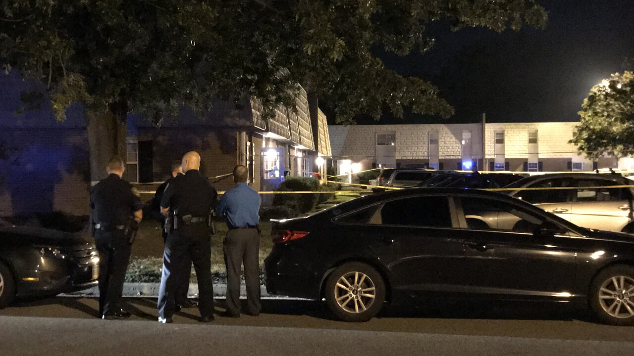 Homicide investigation underway after Hampton shooting leaves one dead