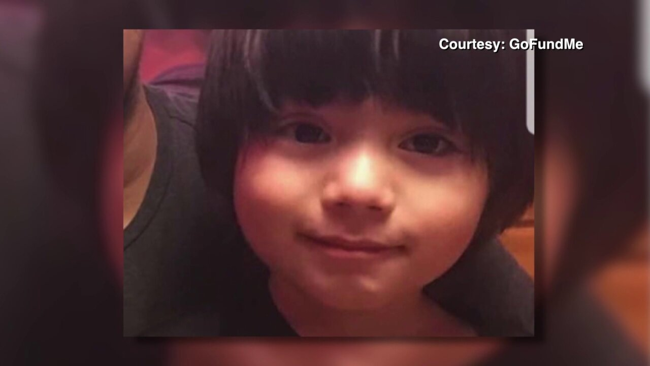 Driver charged with killing 4-year-old Richmondboy