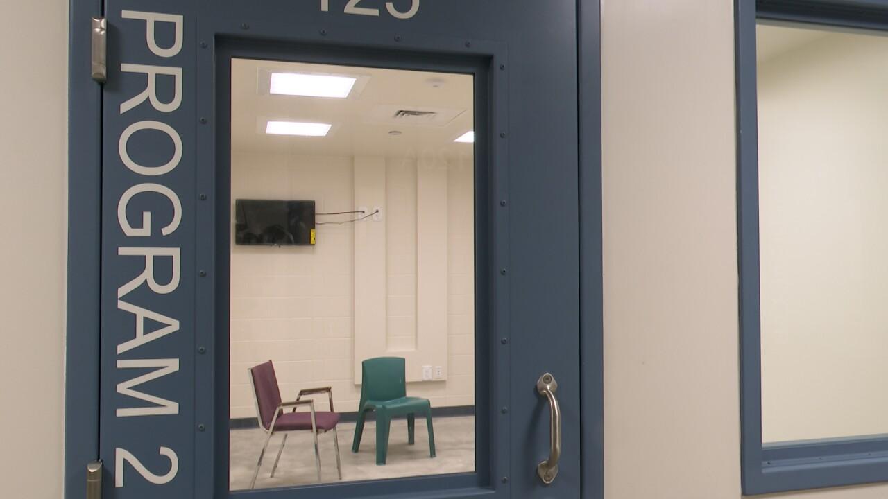 Detention Center Program Rooms