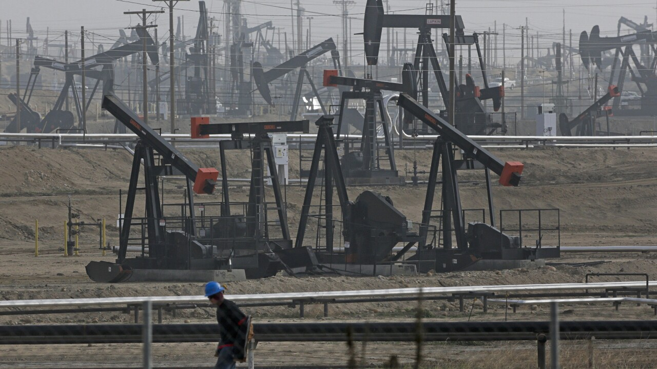 Oil prices plummet to record low amid coronavirus pandemic
