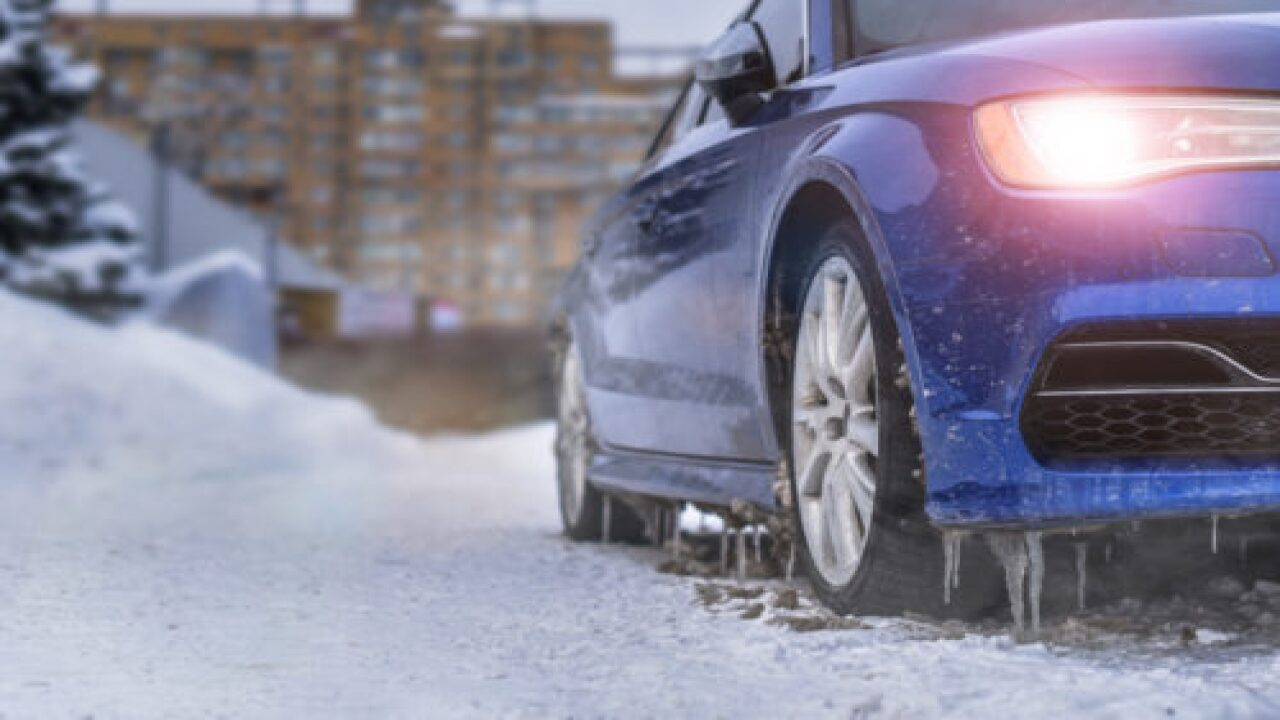 Why You Shouldn't Heat Up Your Car In Cold Winter Weather