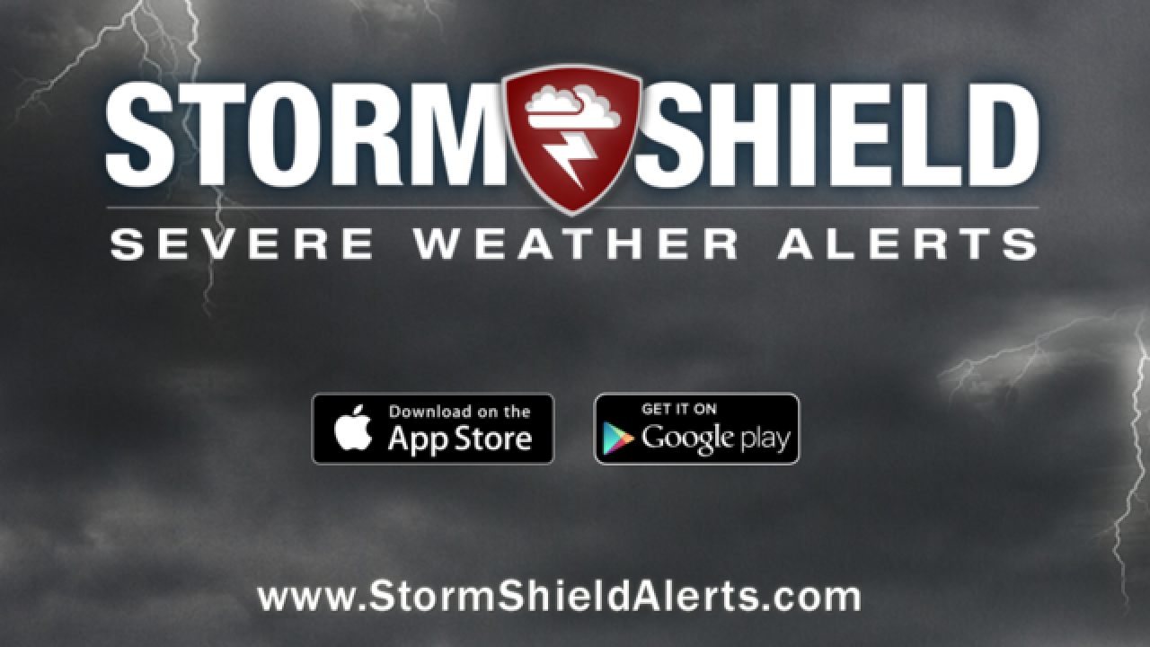 Storm Shield: Get severe weather alerts on your iOS and
