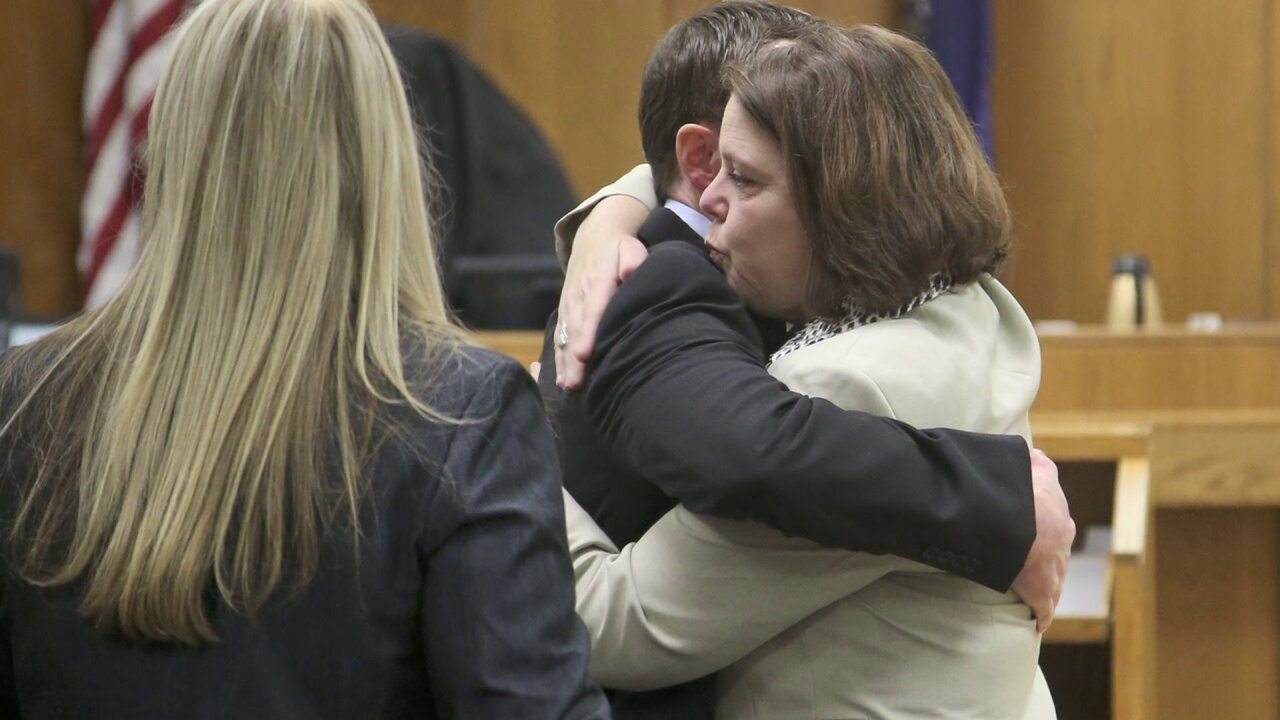 Conrad Truman, accused of murdering his wife in 2012, acquitted in secondtrial