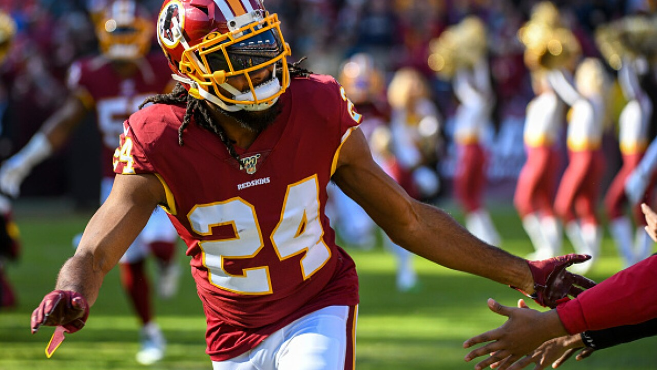 Report: Bills sign CB Josh Norman to one-year deal