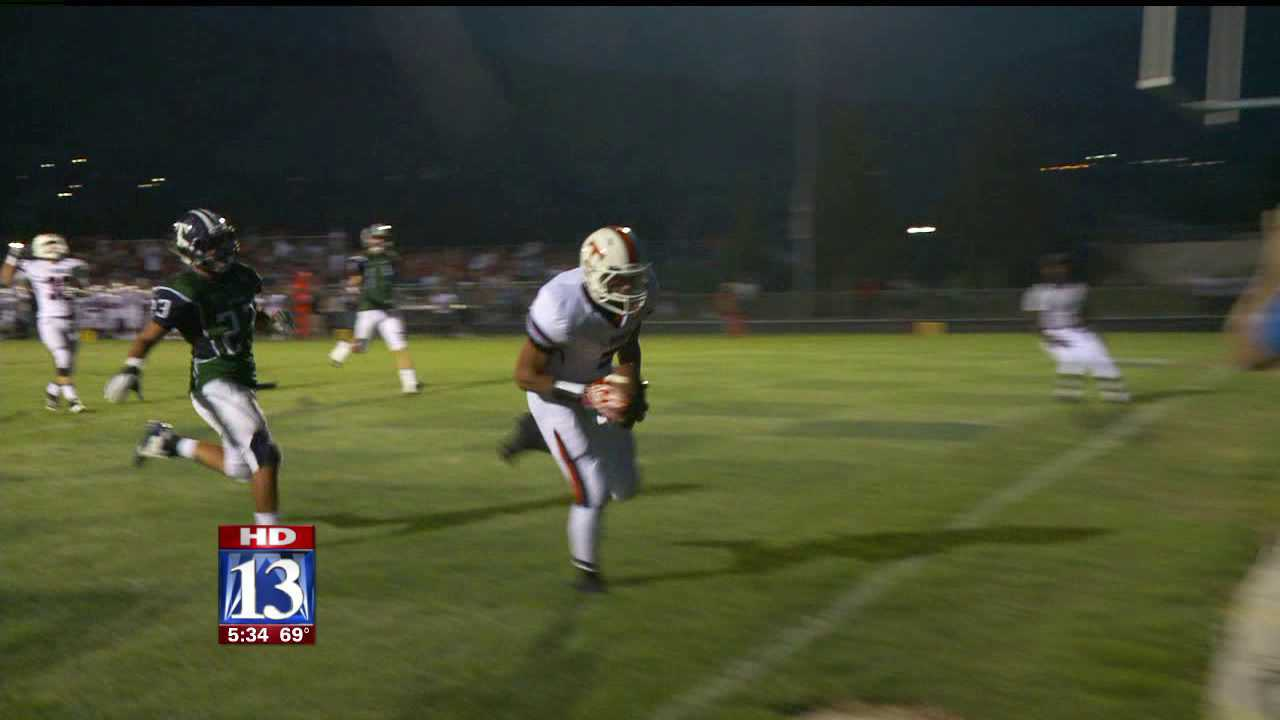 Timpview HS forfeits 4 games for ineligible player
