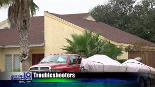 Troubleshooters-roof-Goldfish-Street-Kevin-Kelley