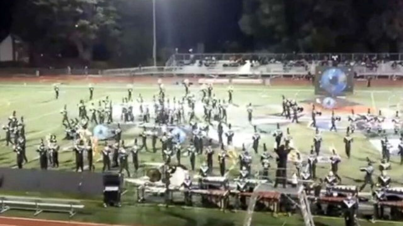 High school band students say they were compared to hookers for not wearing bras