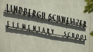 Lindbergh Schweitzer Elem school name change.png