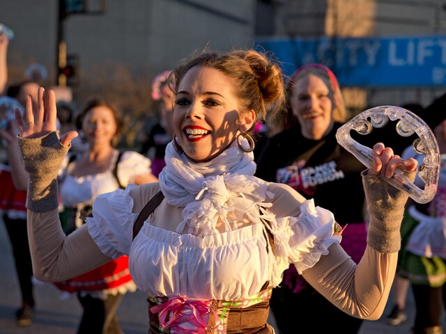Goats, revelers ready to Bock 'n' roll at 2018 Bockfest Parade