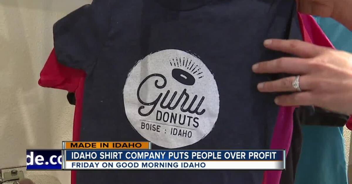 MADE IN IDAHO: Fighting hunger one T-shirt at a time