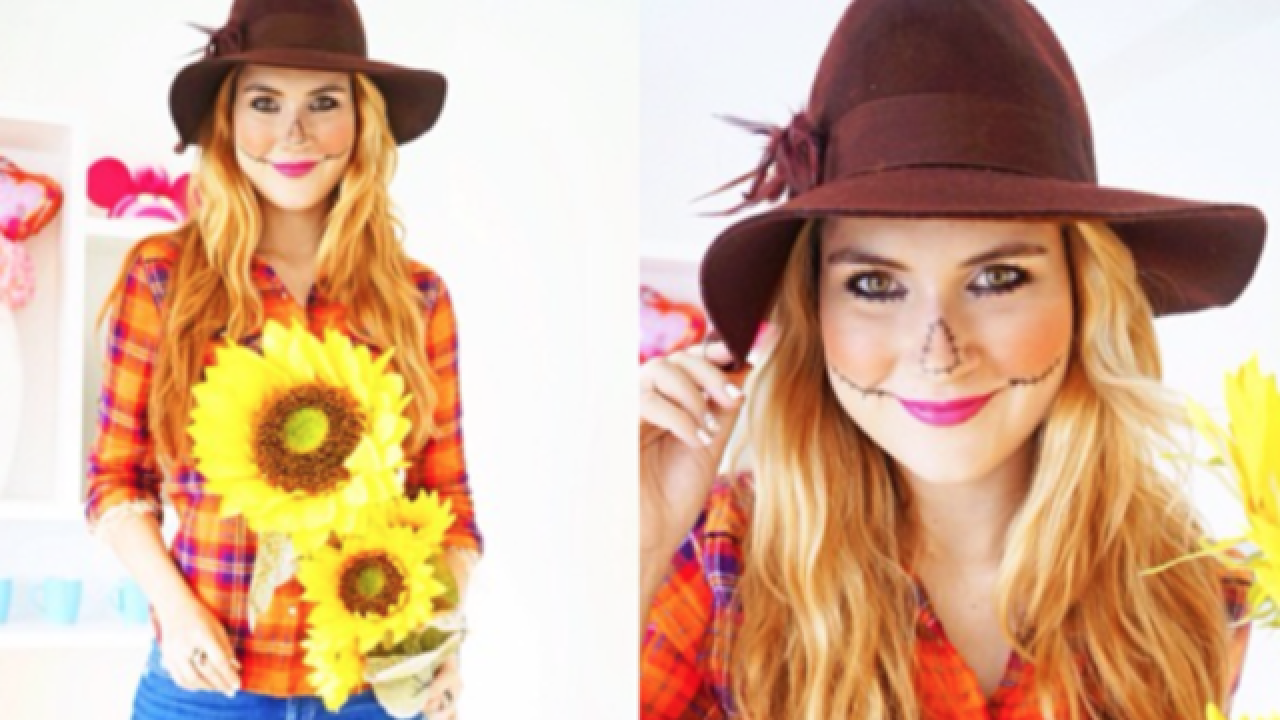 24 last-minute Halloween costumes that require almost no effort at all
