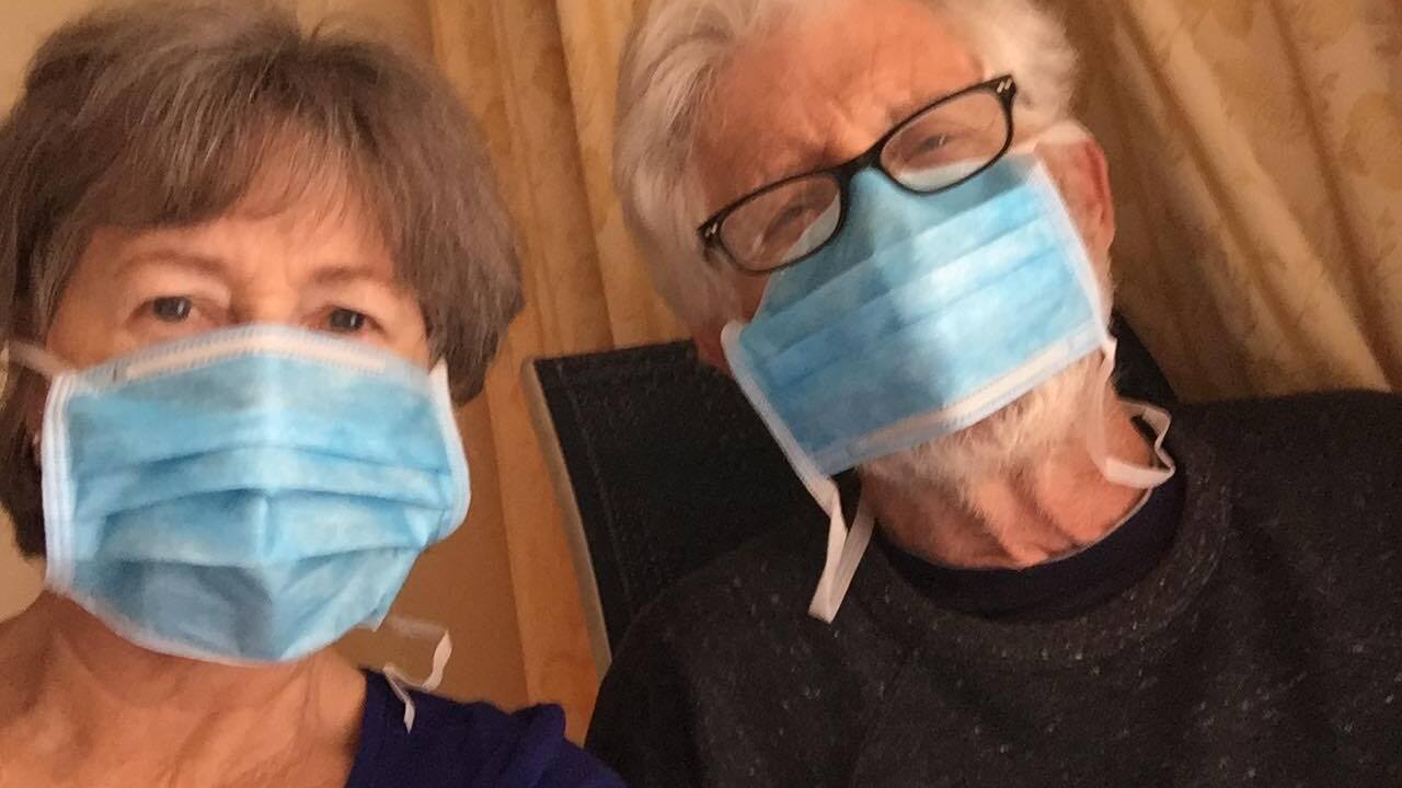 Helena couple shares experience on-board Grand Princess cruise ship impacted by coronavirus