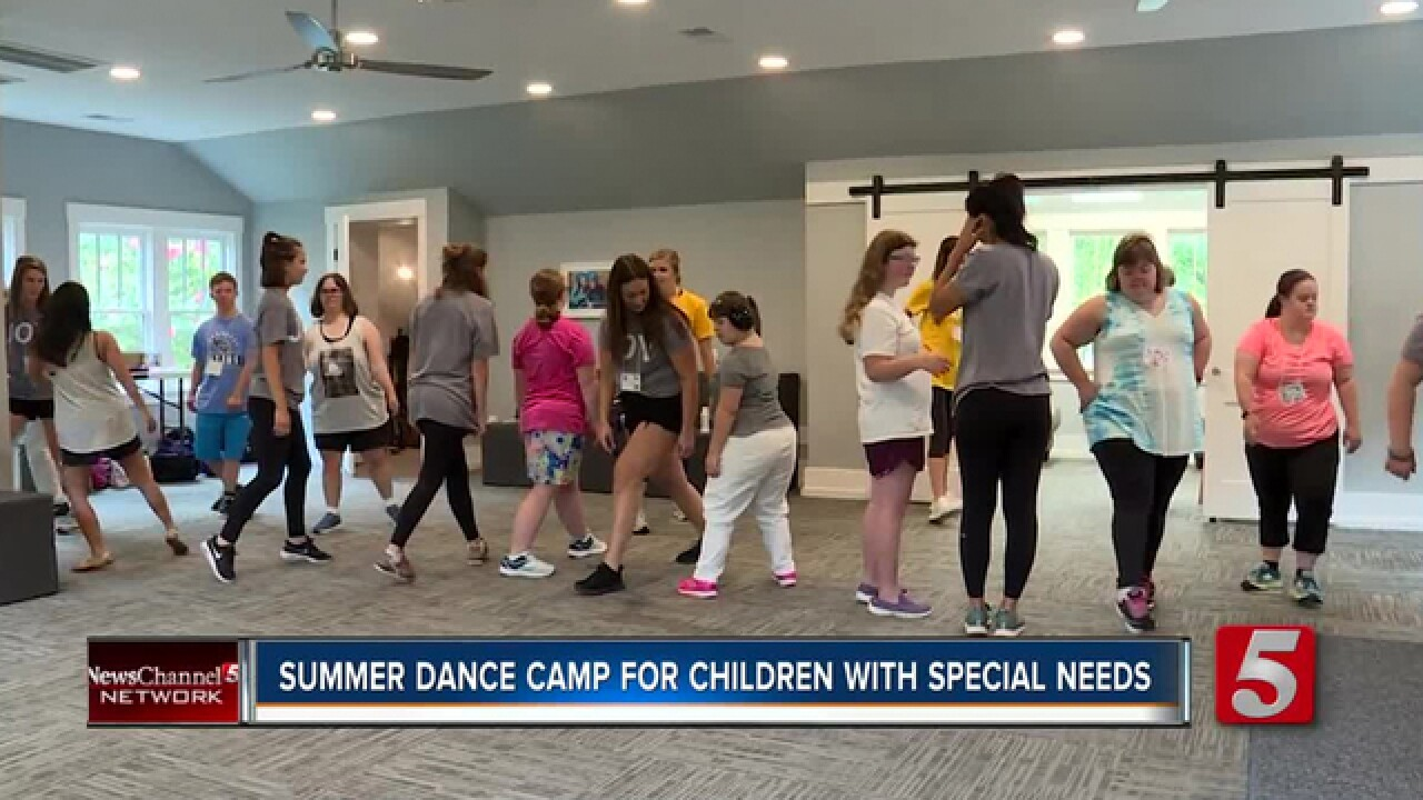 Nashville Non-Profit Launches Summer Dance Camp For Students With Special Needs