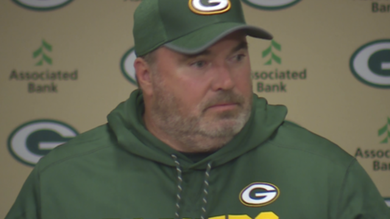 Report: Packers sign HC Mike McCarthy to contract extension