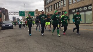 PHOTOS: Shamrock Run 2017
