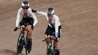 Jennifer Valente, Megan Jastrab Tokyo Olympics cycling