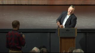 Sen. Tester hosts Montana town hall event