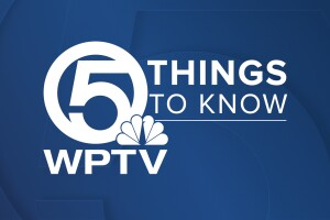 '5 Things to Know' graphic