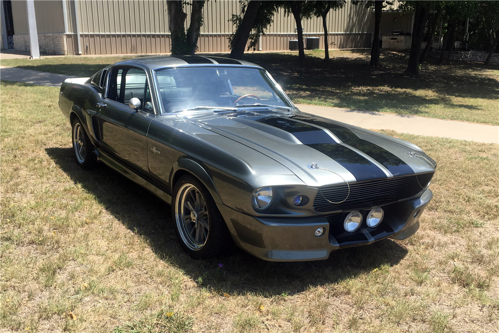 1967 FORD MUSTANG CUSTOM FASTBACK %22GONE IN 60 SECONDS%22 ELEANOR 1.jpg
