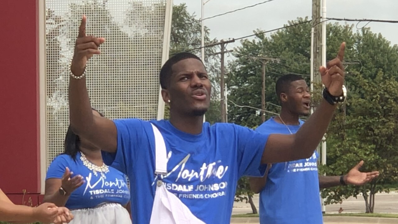 Honoring the Tisdale family legacy by spreading peace through music