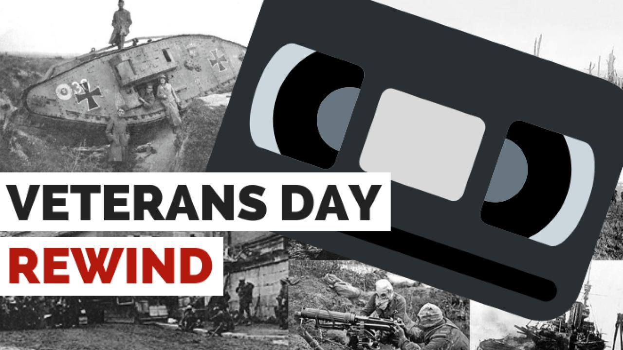 VIDEO: Veterans Day Rewind