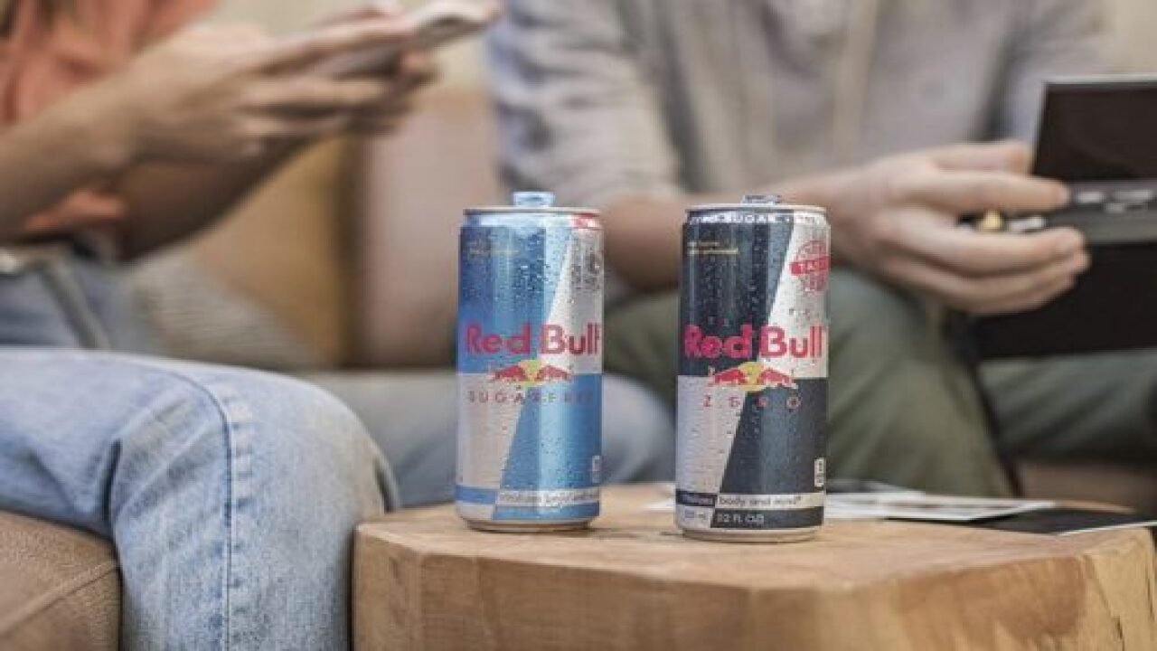 Red Bull Just Launched A Zero-sugar Energy Drink That Tastes Like The Original