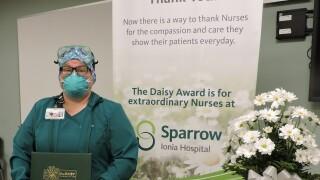 Daisy Award Krista Hardy