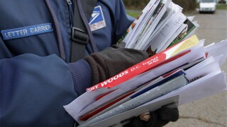 Mail Postal worker post office mail man mail carrier letter carrier
