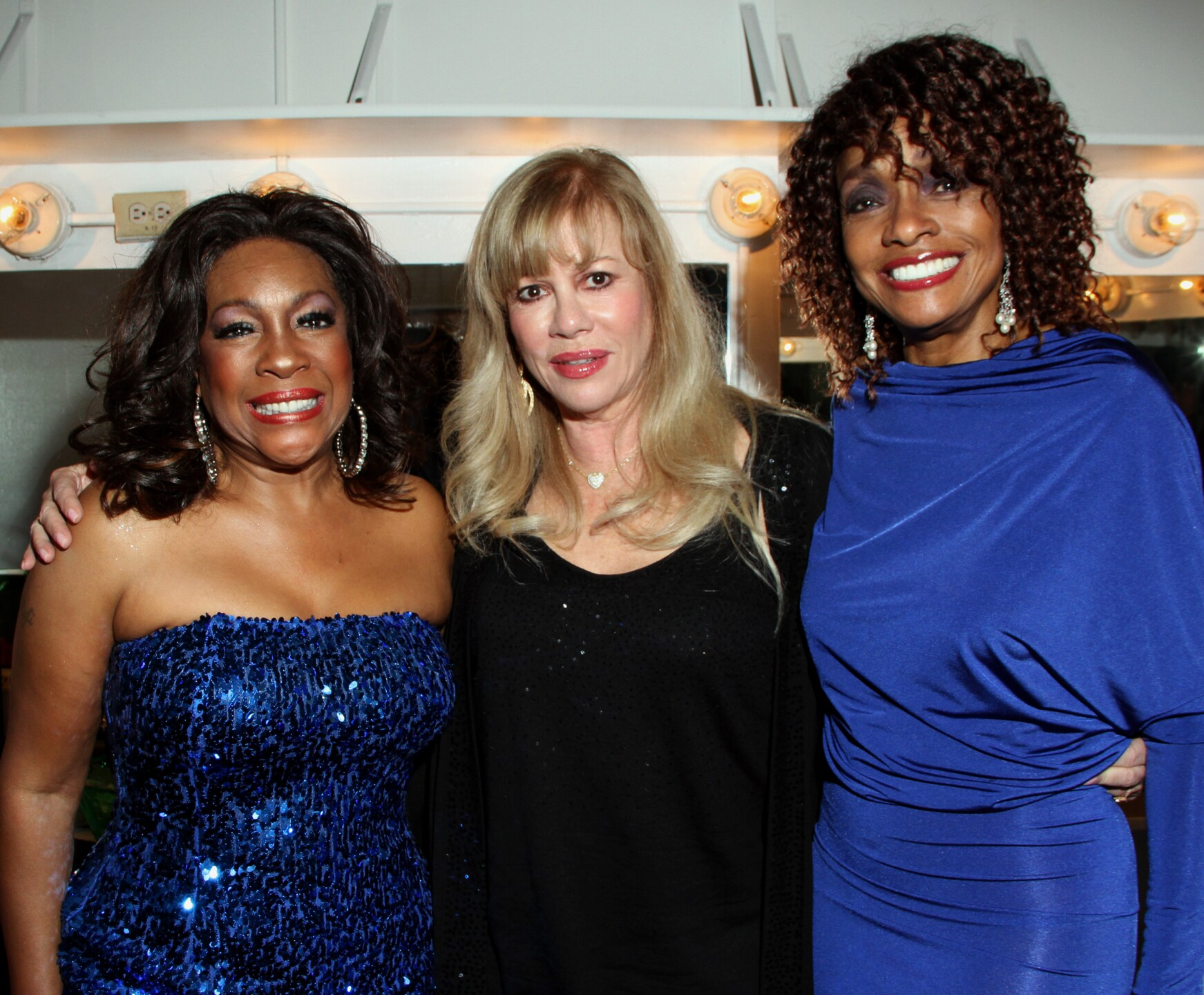 Mary Wilson, Daphna Ziman, Beverly Todd