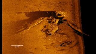 Frank Wheeler wreckage