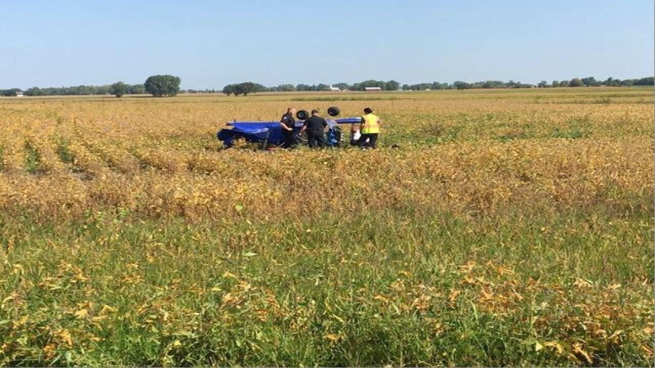 Pilot killed in Winnebago County aircraft crash