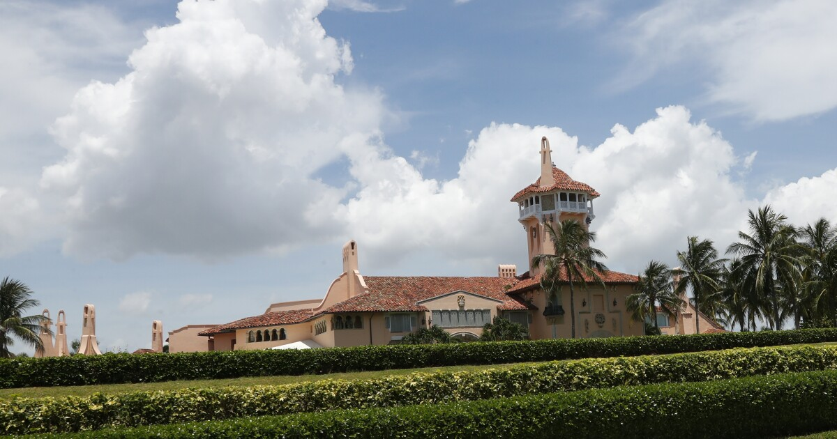 West Palm Beach man arrested after smoke bomb outside Mar-a-Lago causes crash