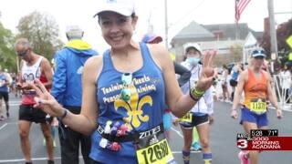 Michelle Reed Boston Marathon