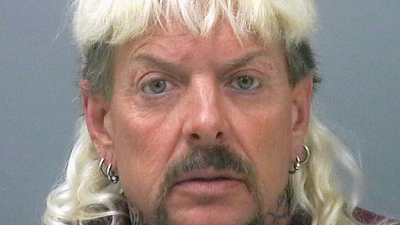 'Tiger King' Joe Exotic files $94 million federal lawsuit