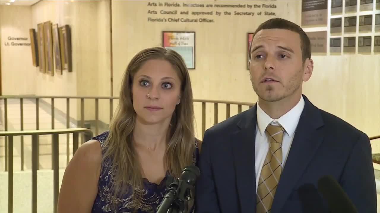 Mike and Jillian Carnevale on being granted pardons, June 16, 2021