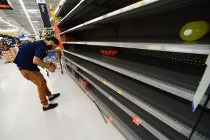 PHOTOS: Florida prepares for Hurricane Dorian, now a major storm