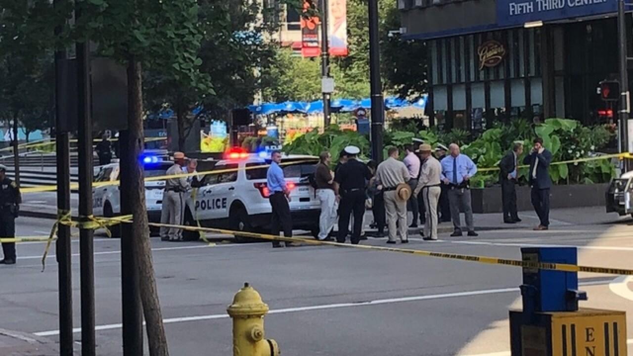 Witness: 'He was 4 meters away from me shooting'