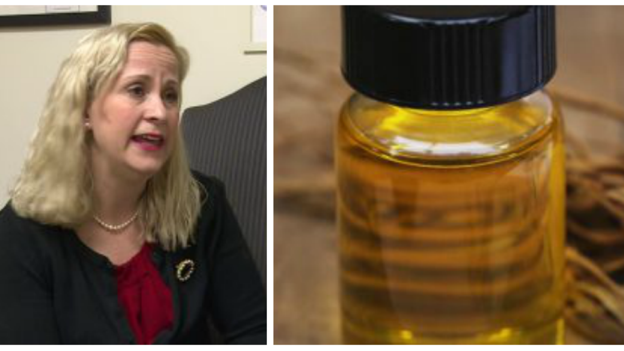 Virginia mother with M.S. says cannabis oil helps: 'It worked like nothingelse'