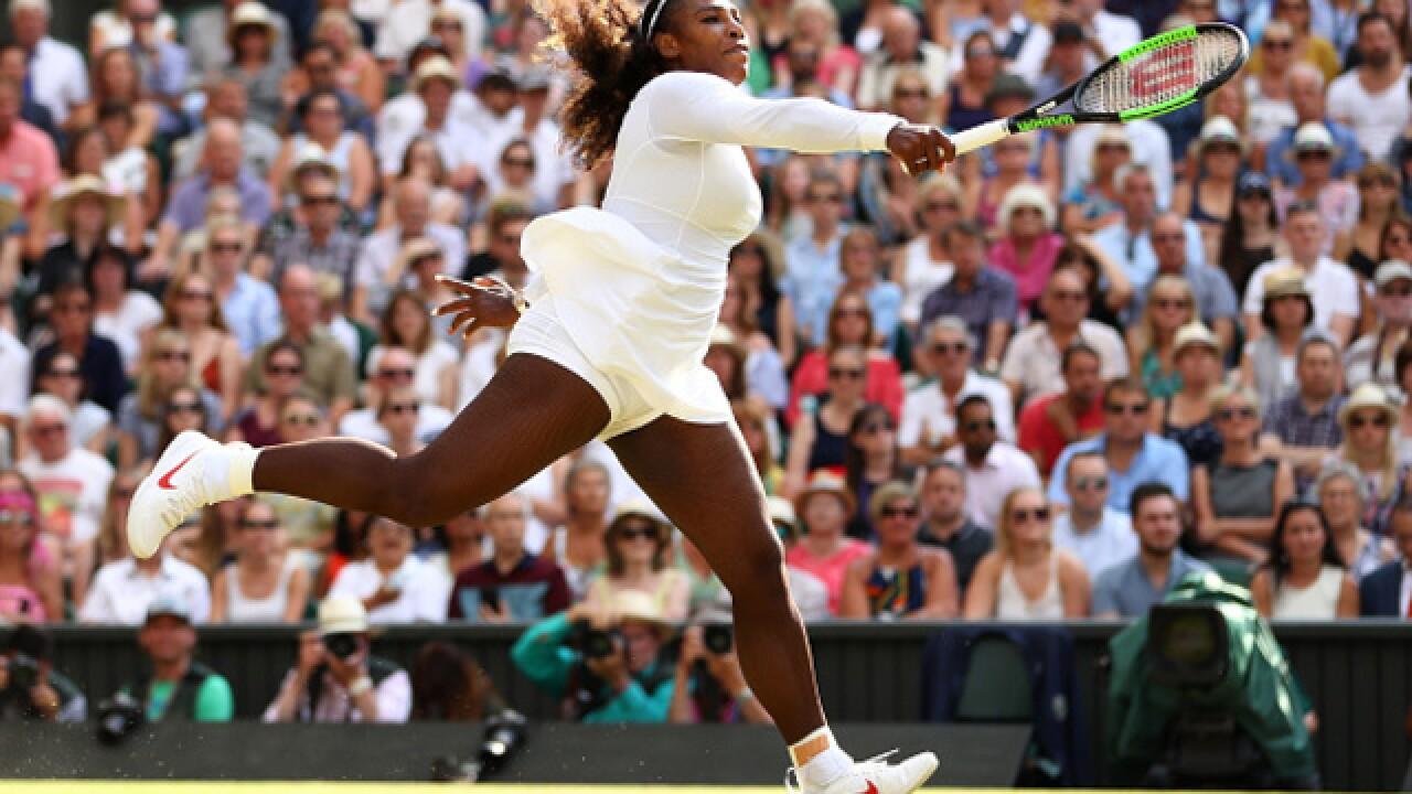 Serena Williams makes Wimbledon final after baby