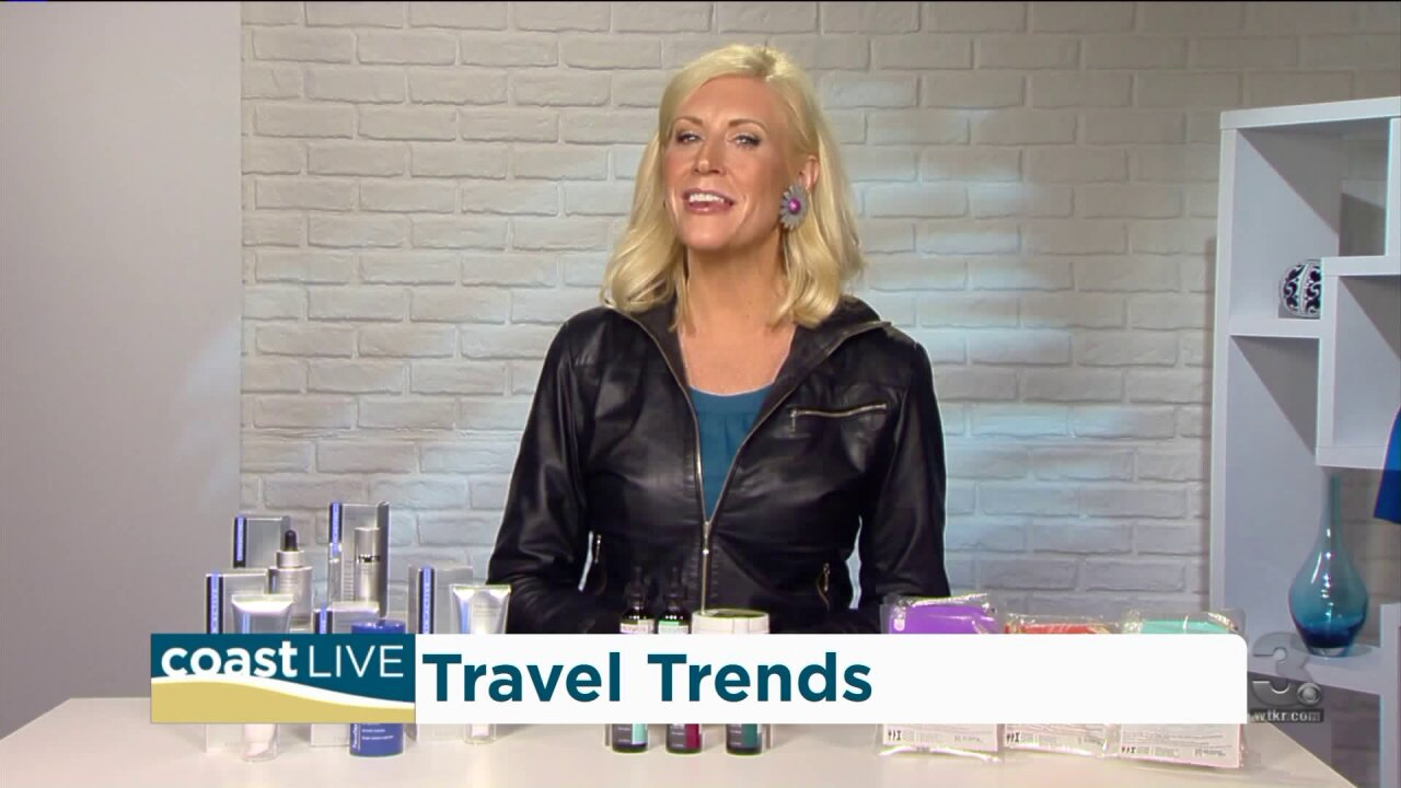 Travel trends with Michaela Guzy on Coast Live