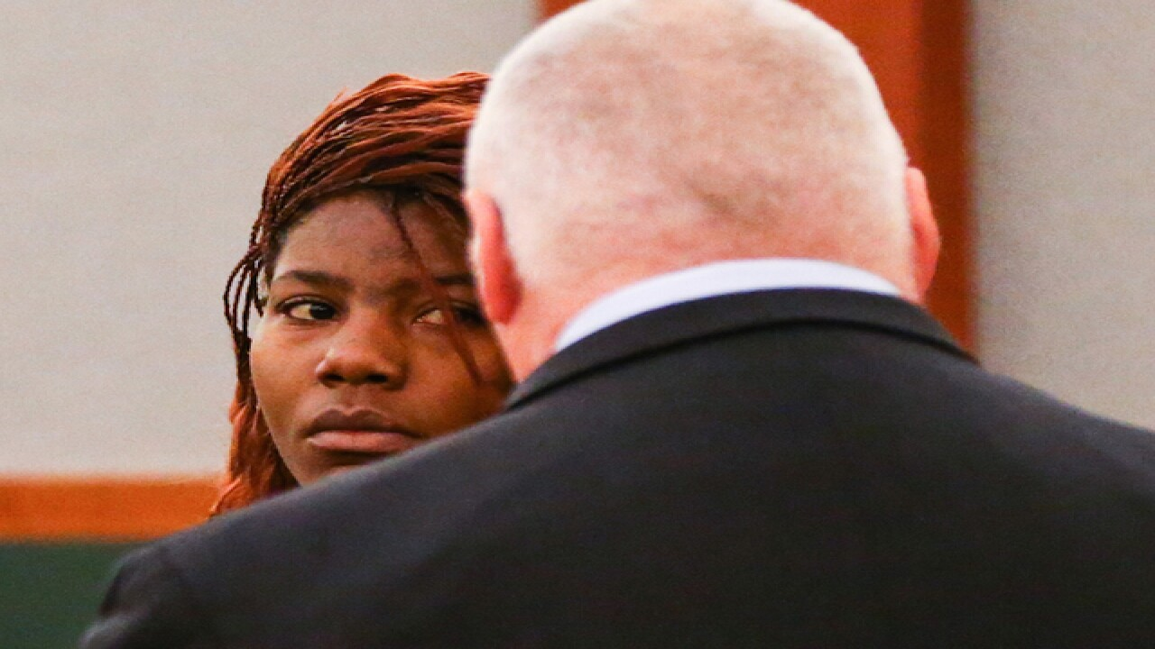 Charges added against woman in Vegas Strip crash