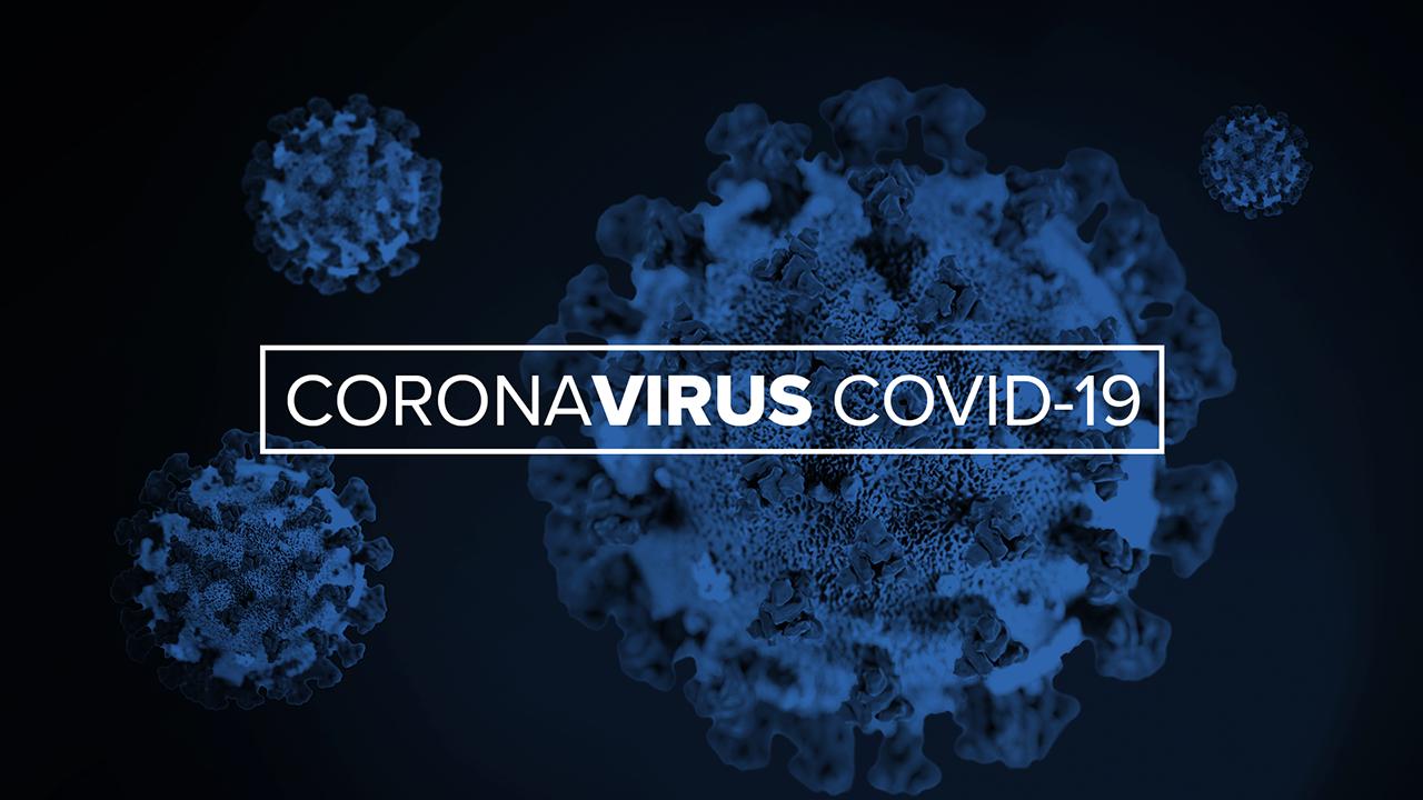 COVID-19 Generic Coronavirus BLUE