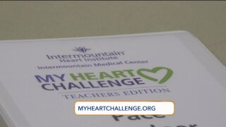Teachers doing the 'My Heart Challenge' weigh in on simple lifestylechanges