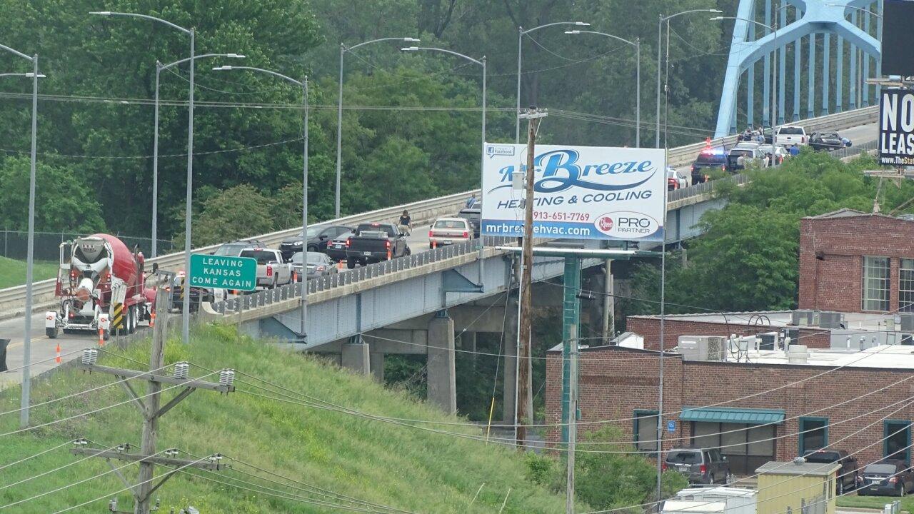 Police: Fort Leavenworth soldier stops active shooter on bridge