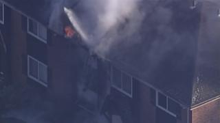 raytown apartment fire