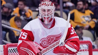 Red Wings won't be offering Jimmy Howard a contract, Steve Yzerman says