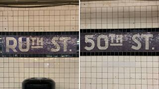 subway station renamed ruth street
